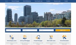 Web Design Toronto MaxwellMortgage