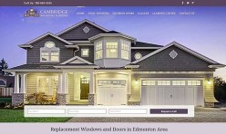 Web Design Edmonton CambridgeWindows and doors