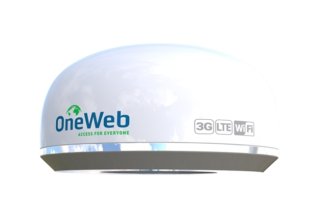 OneWeb's User Terminals